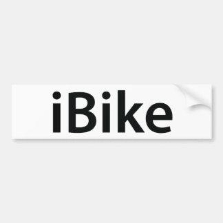 pegatina para el parachoques del iBike Pegatina Para Coche