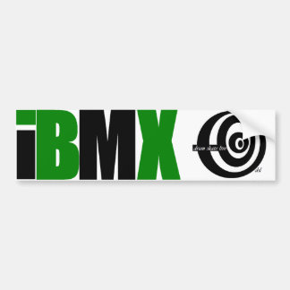 pegatina para el parachoques del iBMX Pegatina Para Coche