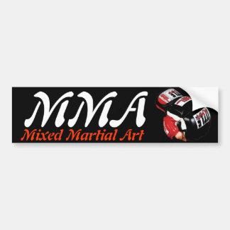 Pegatina para el parachoques del Muttahida Majlis- Pegatina Para Coche
