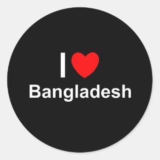 Pegatina Redonda Bangladesh