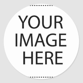 Pegatina Redonda Logotipo de Colorguard