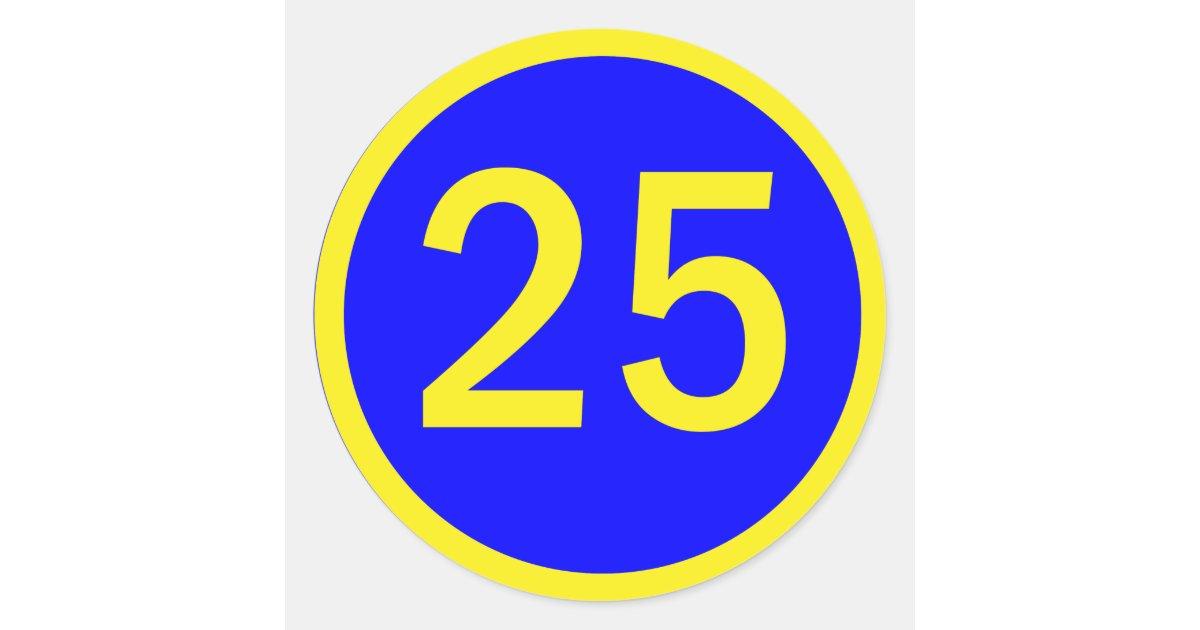 25 en nmeros - photo #7