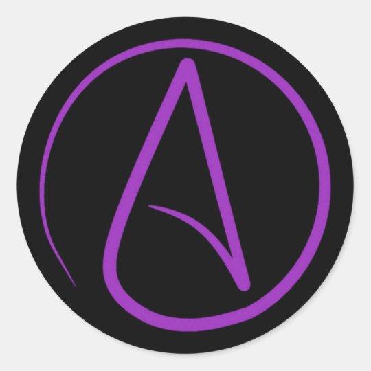 simbolo ateo