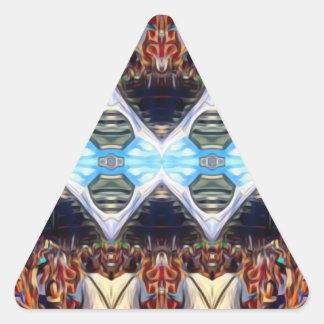 Pegatina Triangular Festival de música