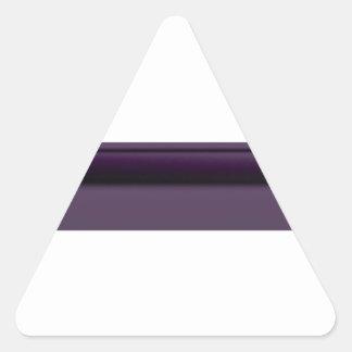 Pegatina Triangular Lápiz del ojo