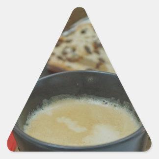 Pegatina Triangular navidad