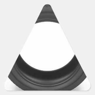 Pegatina Triangular Neumático de automóvil