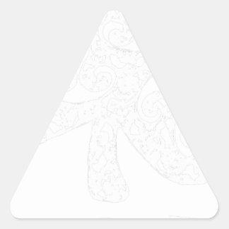 Pegatina Triangular patricks day5 del st