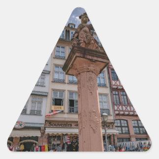 Pegatina Triangular Romer Francfort