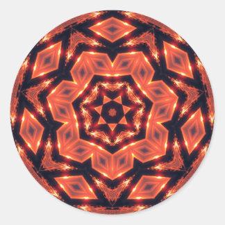 pegatina tribal-geometriks