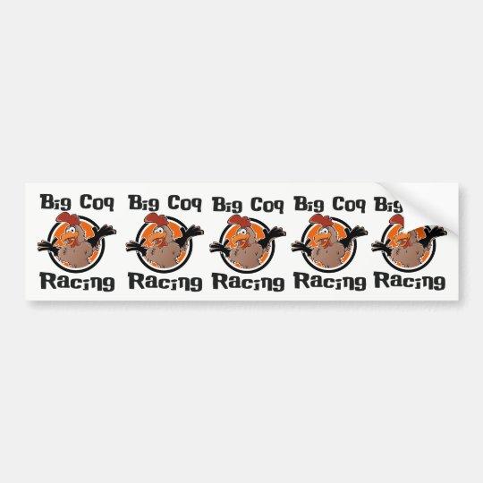 Pegatinas para el parachoques de BCR