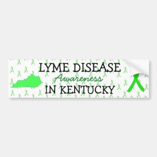 Pegatinas para el parachoques de Kentucky de la