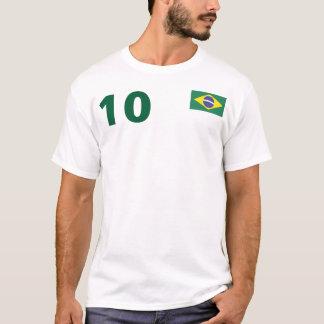 Pele - dios del fútbol camiseta