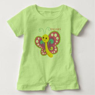 pelele bebé mariposa
