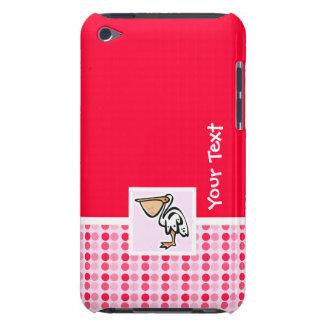 Pelícano lindo Case-Mate iPod touch fundas