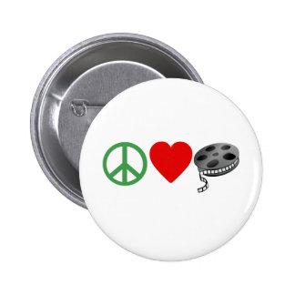 Películas del amor de la paz pin