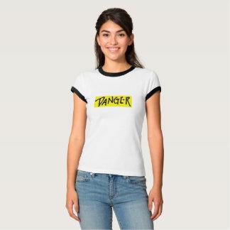 Peligro T Camiseta