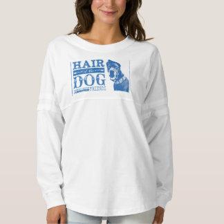 Pelo del perro camiseta spirit