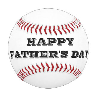 Pelota De Béisbol Idea del regalo del día de padre del béisbol del