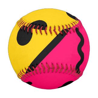Pelota De Béisbol Modelo de PopArt