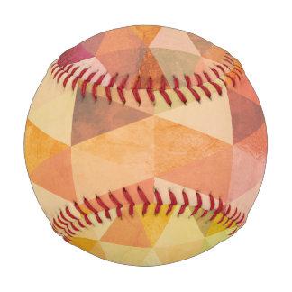 Pelota De Béisbol Modelo geométrico del triángulo suave