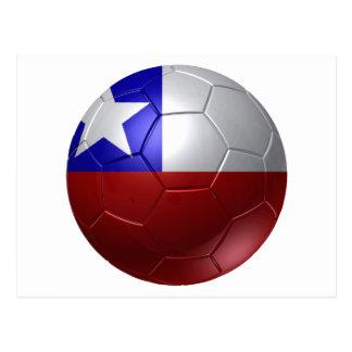 pelota de Chile Postal