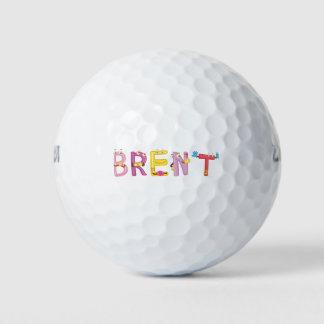 Pelota de golf de Brent