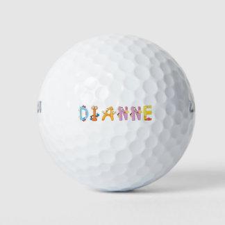 Pelota de golf de Dianne