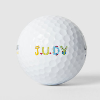 Pelota de golf de Judy