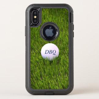 Pelota de golf de la serie del Otterbox Defender