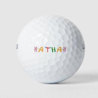 Pelota de golf de Nathan