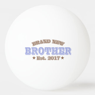 Pelota De Ping Pong Brother a estrenar Est. 2017 (púrpura)
