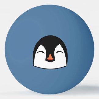Pelota De Ping Pong Cara del pingüino