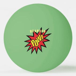 Pelota De Ping Pong Color de encargo del prisionero de guerra del