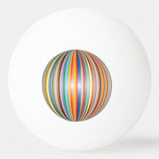 Pelota De Ping Pong Colores del arco iris