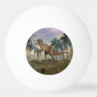 Pelota De Ping Pong Dinosaurio de Concavenator