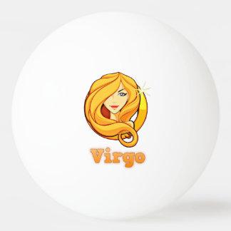 Pelota De Ping Pong Ejemplo del virgo