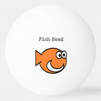 Pelota De Ping Pong El pescado que se tira diseña el ™