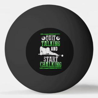 Pelota De Ping Pong Estilo de Billard