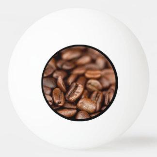 Pelota De Ping Pong Granos de café asados