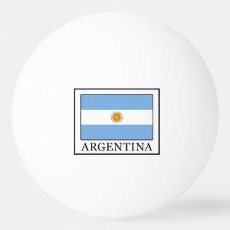Pelota De Ping Pong La Argentina