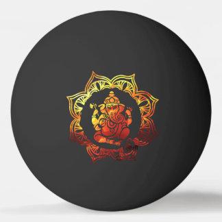 Pelota De Ping Pong Meditación coloreada