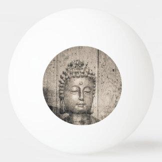 Pelota De Ping Pong Yoga del Buddhism de Buda del vintage