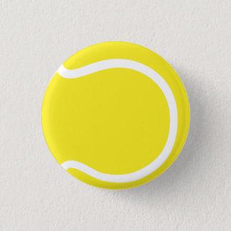Pelota de tenis pequeña, 1 botón redondo de la