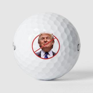 Pelotas de golf antis del triunfo