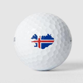 Pelotas De Golf Bandera británica