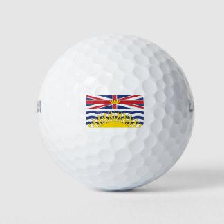 Pelotas De Golf Columbia Británica