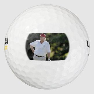 Pelotas de golf del triunfo (club de golf Chillin)