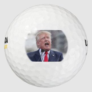 Pelotas de golf del triunfo (triunfo