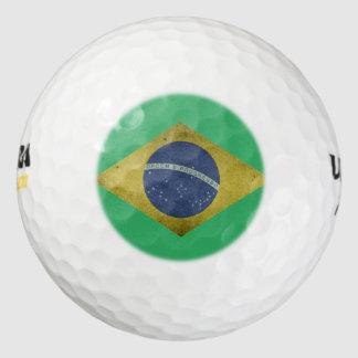 Pelotas De Golf Diamante brasileño